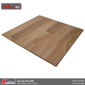 Sàn gỗ Redsun R98 hình 2