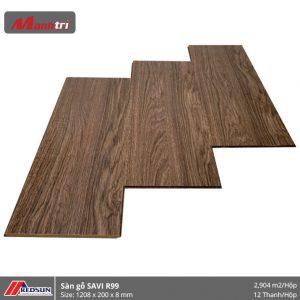 Sàn gỗ Redsun R99 hình 1