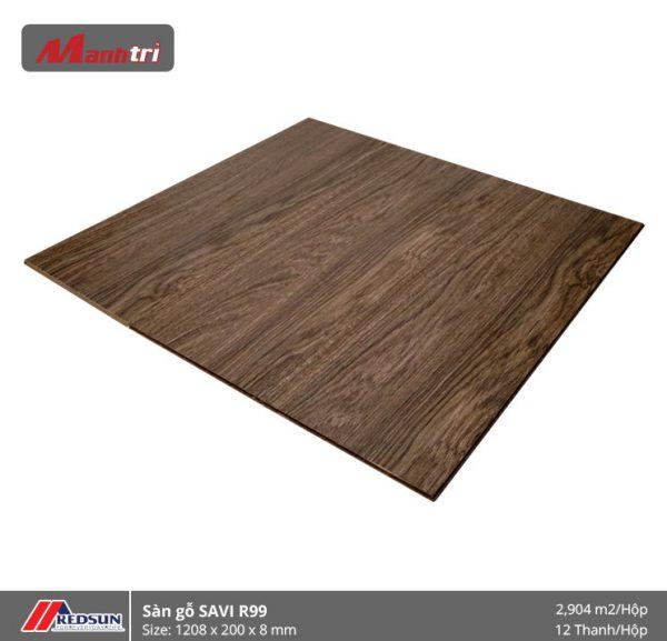 Sàn gỗ Redsun R99 hình 2
