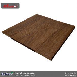 Sàn gỗ Savi SV6034 hình 2