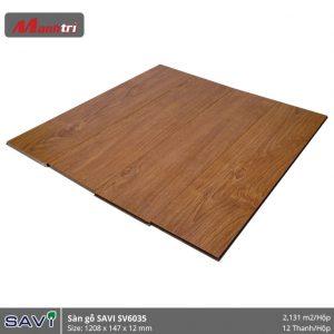 Sàn gỗ Savi SV6035 hình 2
