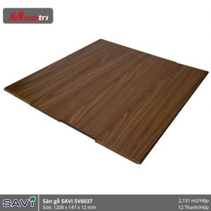 Sàn gỗ Savi SV6037 hình 2