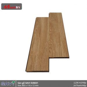 Sàn gỗ Savi SV8031 hình 1