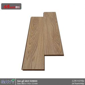 Sàn gỗ Savi SV8033 hình 1