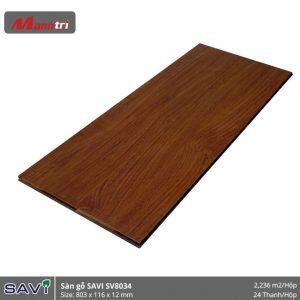 Sàn gỗ Savi SV8034 hình 2