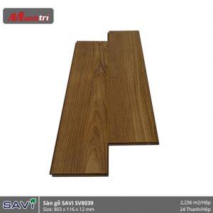 Sàn gỗ Savi SV8039 hình 1