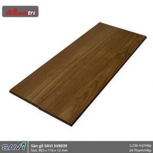 Sàn gỗ Savi SV8039 hình 2
