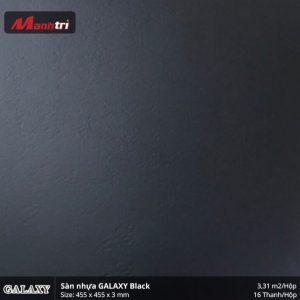 sàn nhựa Galaxy Black