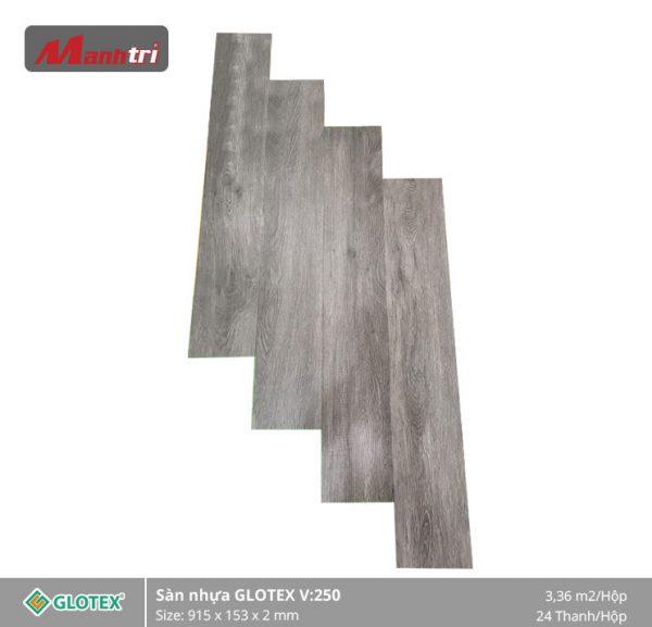 sàn nhựa Glotex V250 hình 1