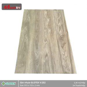 sàn nhựa Glotex V252 hình 1