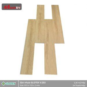 sàn nhựa Glotex V253 hình 1