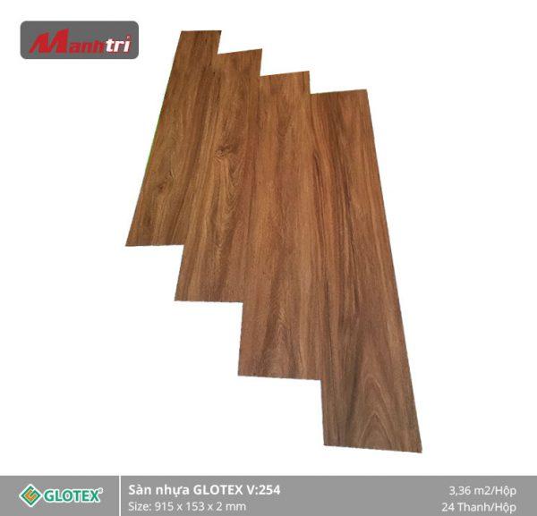 sàn nhựa Glotex V254 hình 1