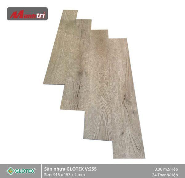 sàn nhựa Glotex V255 hình 1