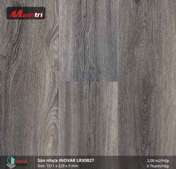 Sàn nhựa inovar LRX0827 hình 1