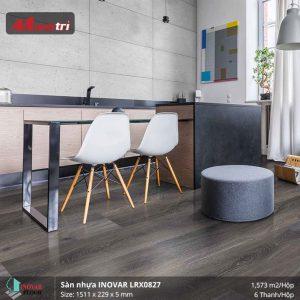 Sàn nhựa inovar LRX0827 hình 2