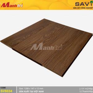 Sàn gỗ Savi SV6034 hình 1