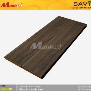 Sàn gỗ Savi SV8038 hình 1