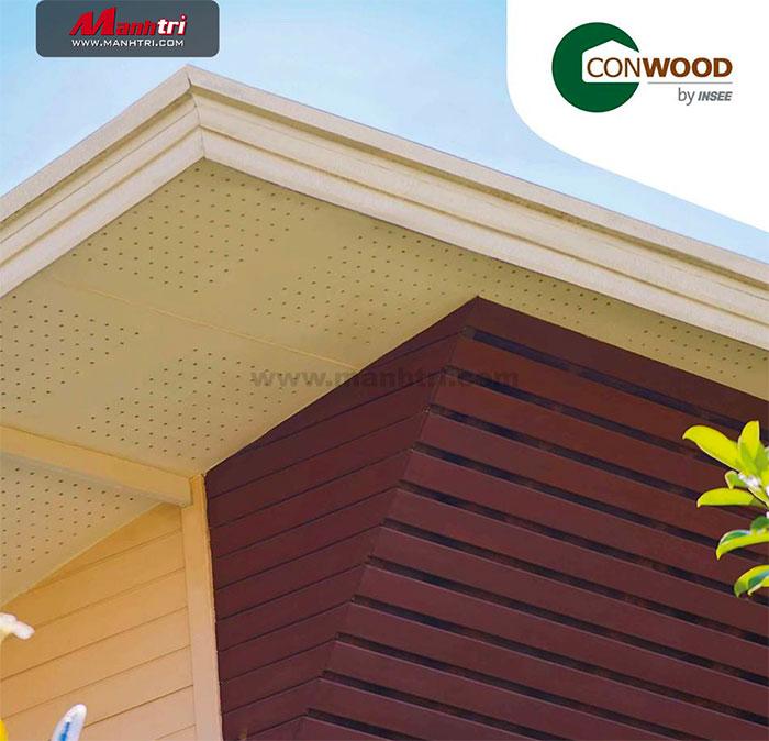 Thanh diềm mái Conwood hình 1