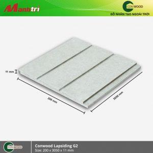 Conwood Lapsiding G2 hình 1