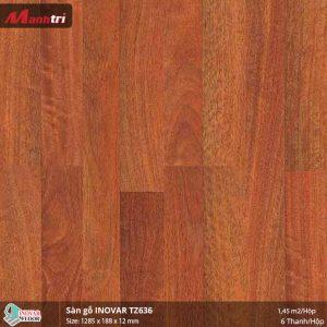 sàn gỗ Inovar TZ636