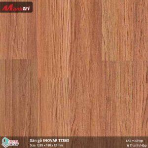 sàn gỗ Inovar TZ863