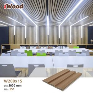 ứng dụng iWood W200x15-3S1