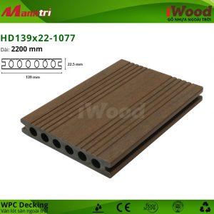 iwood hd139x22-1077-1