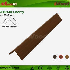 iWood phụ kiện A40x40-Cherry