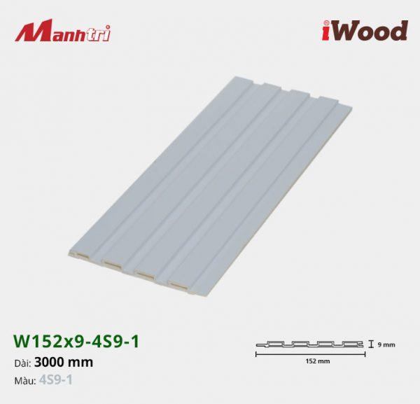 iWood W152x9-4S9-1 hình 1