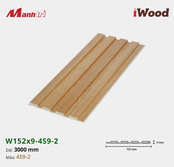 iWood W152x9-4S9-2 hình 1