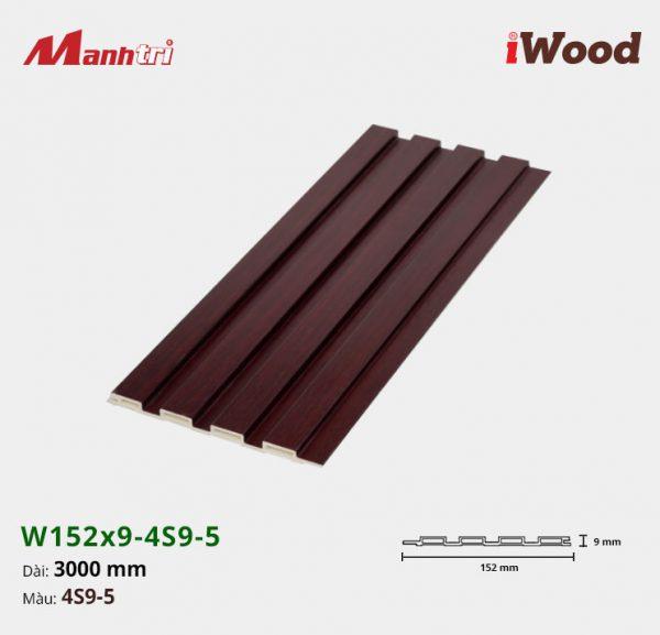 iWood W152x9-4S9-5 hình 1
