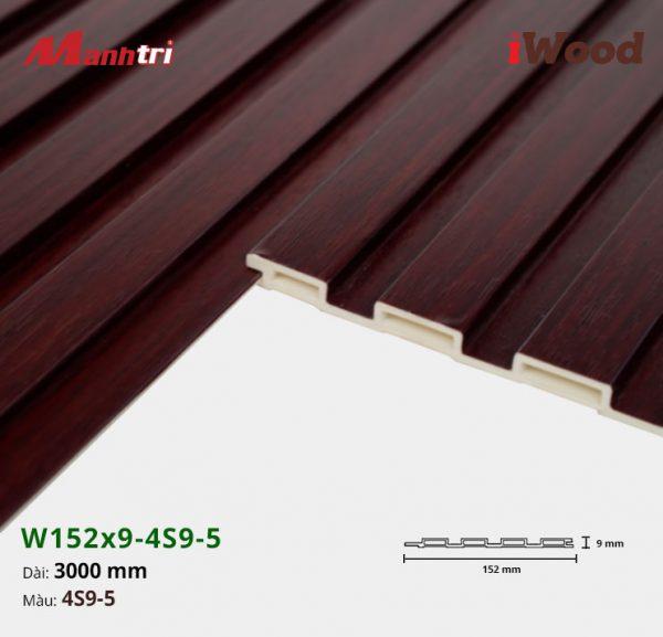iWood W152x9-4S9-5 hình 3