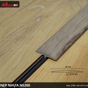 Nẹp nối sàn NS200