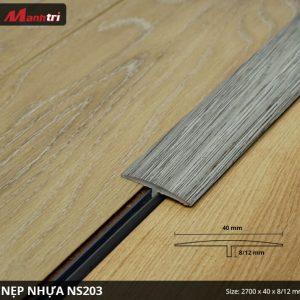 Nẹp nối sàn NS203
