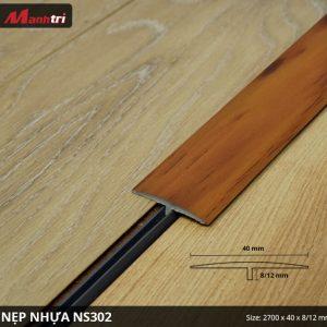 nẹp nhựa NS302