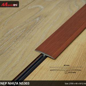 Nẹp nhựa NS303