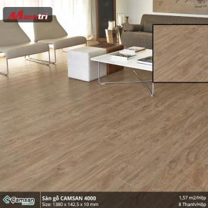 Sàn gỗ Camsan 4000
