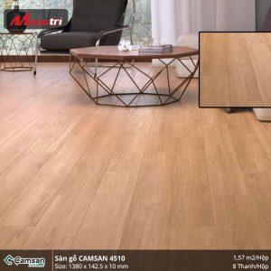 Sàn gỗ Camsan 4510