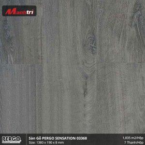 sàn gỗ pergo Sensation 03368 hình 1