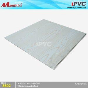 Tấm nhựa iPVC phẳng 8602 hình 2