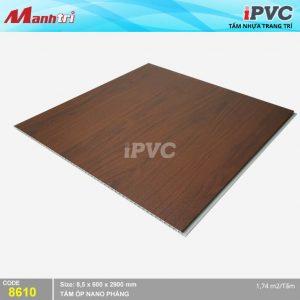Tấm nhựa iPVC phẳng 8610 hình 2