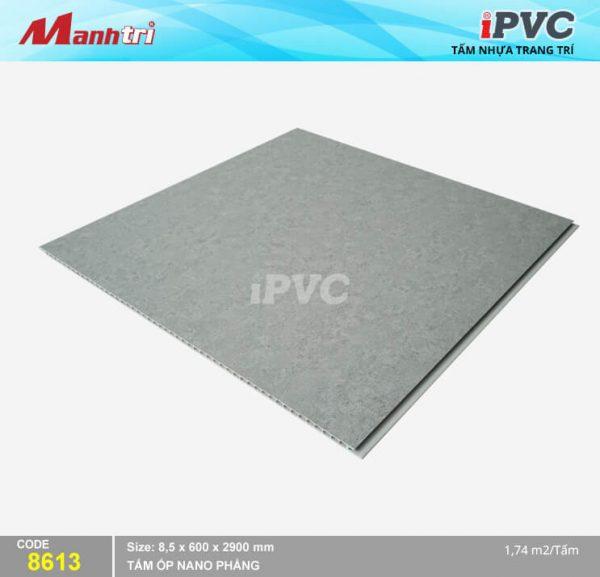 Tấm nhựa iPVC phẳng 8613 hình 2