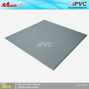 Tấm nhựa iPVC phẳng 8614 hình 2