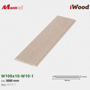 tấm ốp iWood W10-1 hình 1