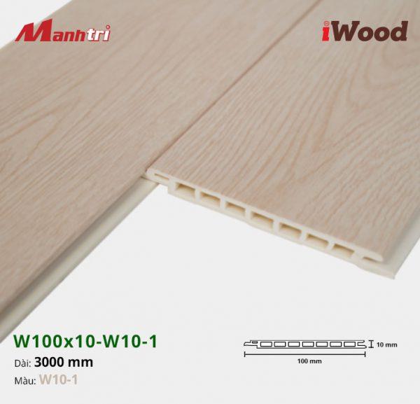 tấm ốp iWood W10-1 hình 3