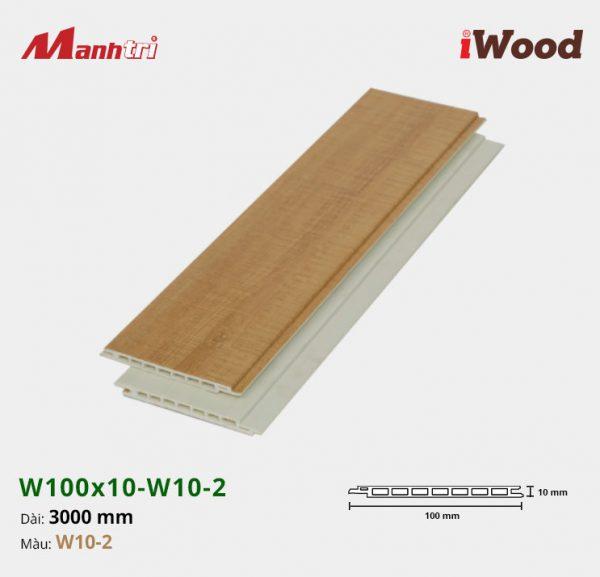 tấm ốp iWood W10-2 hình 2