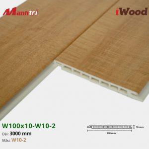 tấm ốp iWood W10-2 hình 3