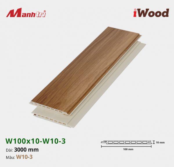 tấm ốp iWood W10-3 hình 2
