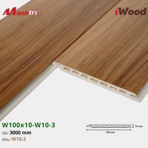 tấm ốp iWood W10-3 hình 3