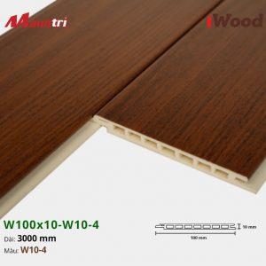 tấm ốp iWood W10-4 hình 3
